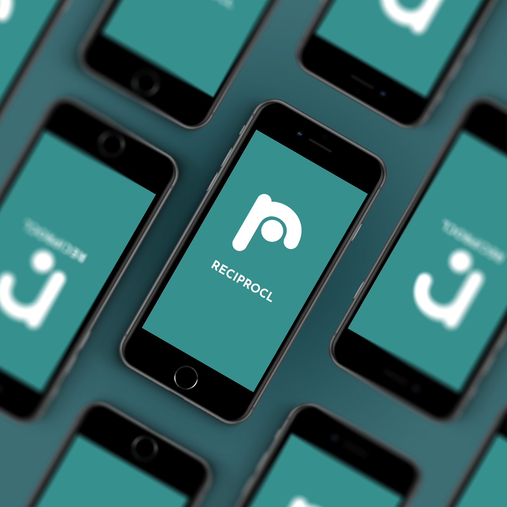 Cover image for Reciprocl, an app prototype